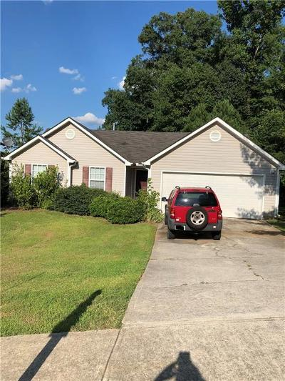 Snellville Single Family Home For Sale: 4392 Marci Street
