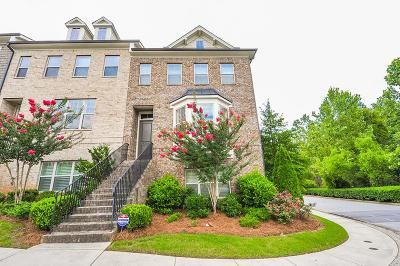 Smyrna Condo/Townhouse For Sale: 4703 Pine Street SE