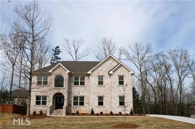 Ellenwood Single Family Home For Sale: 4356 Tumbling Lane