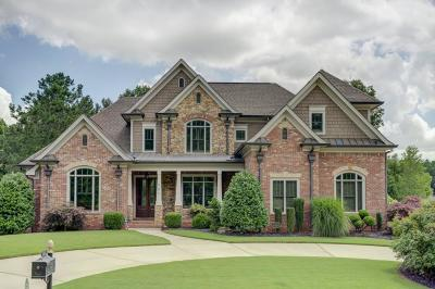 Cherokee County Single Family Home For Sale: 727 Creekside Bend