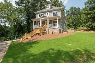 Single Family Home For Sale: 2631 Rosalyn Lane SE