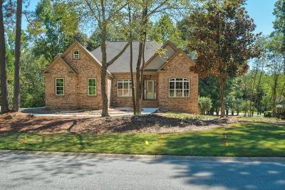 Suwanee Single Family Home For Sale: 425 Watermill Way