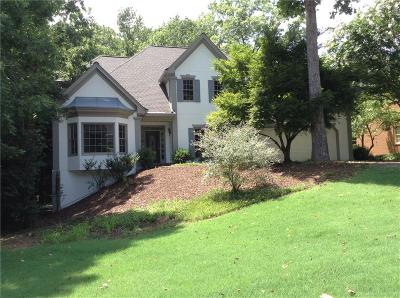 Acworth Single Family Home For Sale: 5638 Forkwood Drive NW