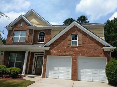 Lawrenceville Single Family Home For Sale: 1730 Rutland Pass Drive