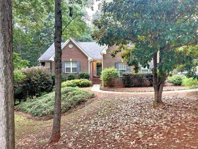 Braselton Single Family Home For Sale: 42 Miners Way