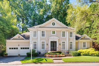 Atlanta Single Family Home For Sale: 625 Greystone Park NE