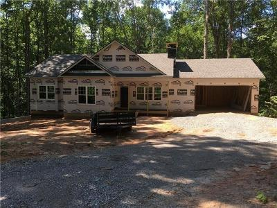 Pickens County Single Family Home For Sale: 75 Orchard* Road