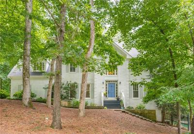 Alpharetta Single Family Home For Sale: 970 Steeplechase Road