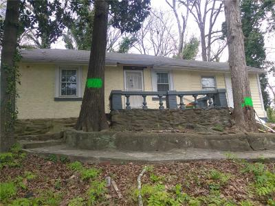 Atlanta Single Family Home For Sale: 2227 Telhurst Street SW