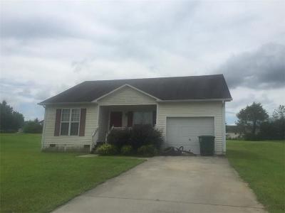 Calhoun GA Single Family Home For Sale: $114,900