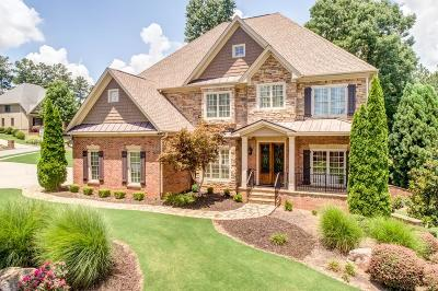 Acworth Single Family Home For Sale: 1702 Fernstone Terrace NW