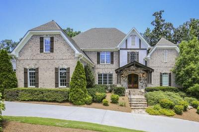 Sandy Springs Single Family Home For Sale: 5980 Long Island Drive NW