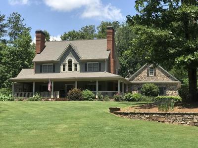Alpharetta Single Family Home For Sale: 2195 Hickory Hill Road