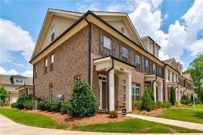 Roswell Condo/Townhouse For Sale: 3011 Vickery Trace