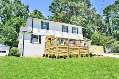 Decatur Single Family Home For Sale: 2344 Marion Circle