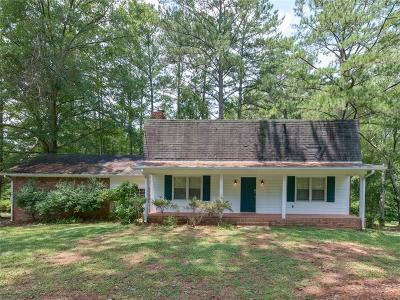 Atlanta Single Family Home For Sale: 6460 E Stubbs Road
