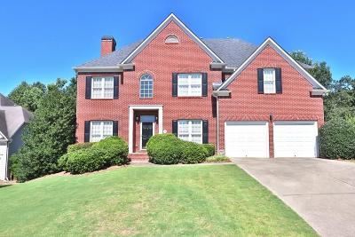 Dacula Single Family Home For Sale: 3064 Mill Grove Terrace