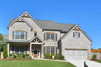 Buford Single Family Home For Sale: 4714 Summer Song Court