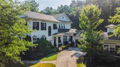 Alpharetta Single Family Home For Sale: 3153 E Addison Drive