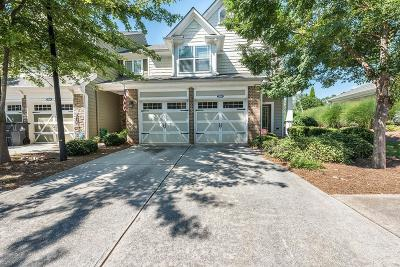 Kennesaw Condo/Townhouse For Sale: 3526 Clear Creek Crossing NW