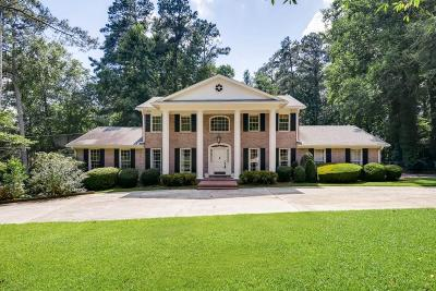 Dunwoody Single Family Home For Sale: 1771 Tamworth Court