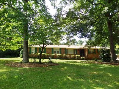 Decatur Single Family Home For Sale: 3394 Charlemagne Drive