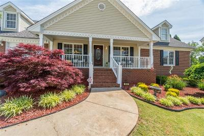 Lawrenceville Single Family Home For Sale: 850 Rose Crest Drive