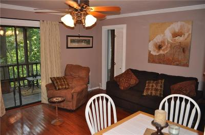 Big Canoe Condo/Townhouse For Sale: 415B Sconti Ridge