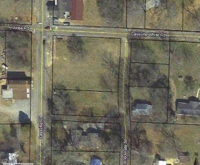 Cartersville Residential Lots & Land For Sale: 1800 Cassville Road - Lot 1 NW