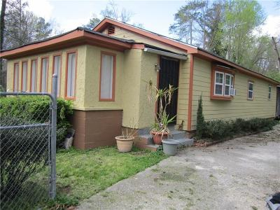 Single Family Home For Sale: 4231 Blanton Avenue