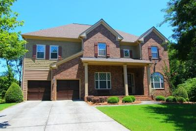 Johns Creek Single Family Home For Sale: 765 Morganton Drive