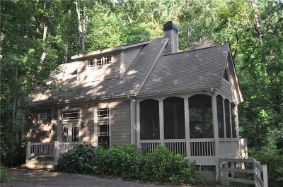 Big Canoe Single Family Home For Sale: 57 Shaggy Maple Lane