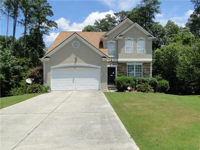 Grayson Single Family Home For Sale: 2895 Haynes Club Circle