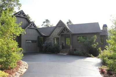 Big Canoe Single Family Home For Sale: 98 Bobcat Ridge Drive