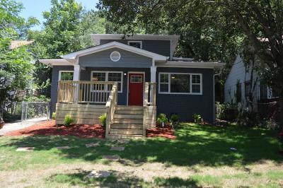Single Family Home For Sale: 1525 Venetian Drive