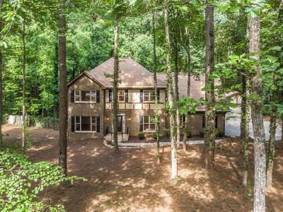 Marietta Single Family Home For Sale: 4691 Jefferson Township Lane