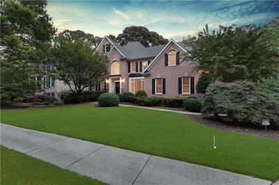Single Family Home For Sale: 1610 Penwood Trace