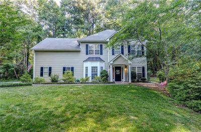 Roswell Single Family Home For Sale: 305 Spring Creek Rd Road