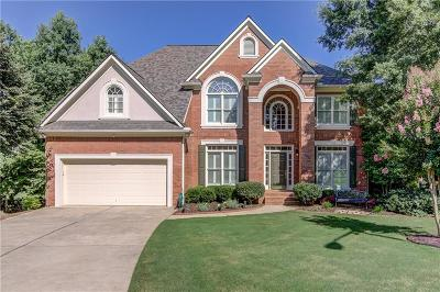 Marietta Single Family Home For Sale: 3297 Georgetown Bluff