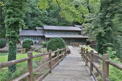Lumpkin County Single Family Home For Sale: 3066 Hwy 52 E