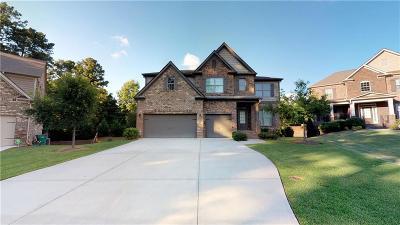 Sandy Springs Single Family Home For Sale: 7750 Stratford Lane