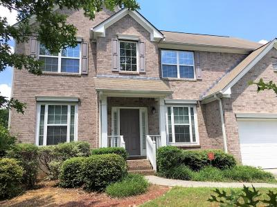Austell Single Family Home For Sale: 3040 Cambrian Terrace