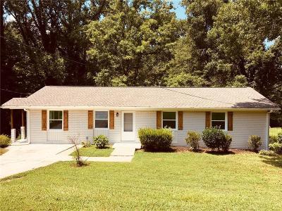 Single Family Home For Sale: 2180 Wakita Drive