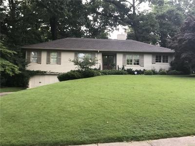 Decatur Single Family Home For Sale: 202 Upland Road