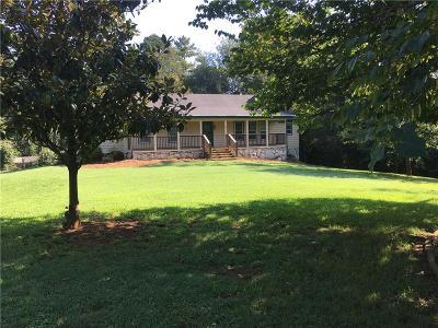 Canton Single Family Home For Sale: 6903 E Cherokee Drive
