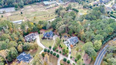 Woodstock Single Family Home For Sale: 772 Arnold Mill Road
