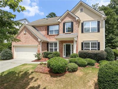 Lawrenceville Single Family Home For Sale: 2257 Longmont Drive