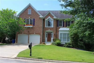 Sandy Springs Single Family Home For Sale: 170 Smithdun Lane