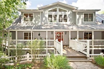 Rabun County Single Family Home For Sale: 2454 Bald Mountain Road