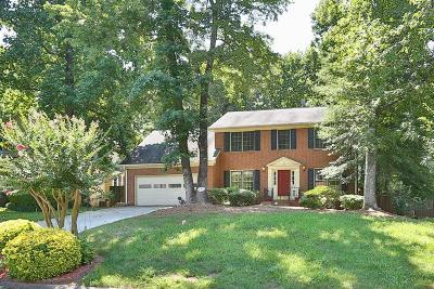 Lilburn Single Family Home For Sale: 1088 Saybrook Circle NW